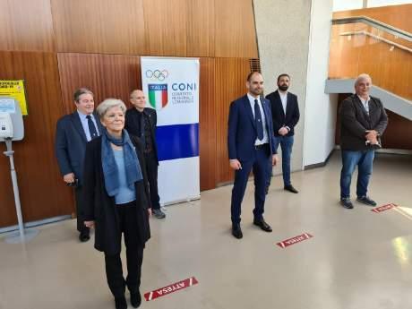Elezioni della Giunta e del Presidente del CR CONI Lombardia