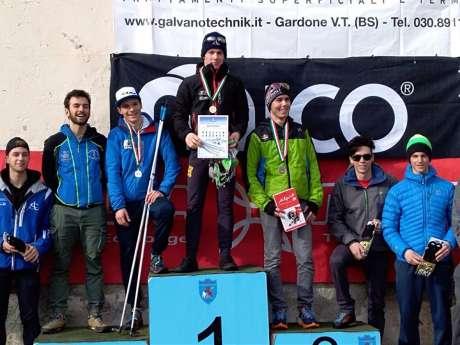 FISI ALPI CENTRALI: Tanti giovani all'assegnazione dei Titoli Regionali di Ski Alp Individuale con lo Sci Club PEZZORO di Brescia