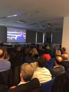 """Al CONI Lombardia il Corso formazione giornalisti """"La trasformazione della comunicazione sportiva attraverso la televisione e il cinema"""""""