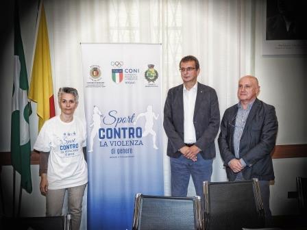 Bergamo - Lo Sport contro la violenza di genere