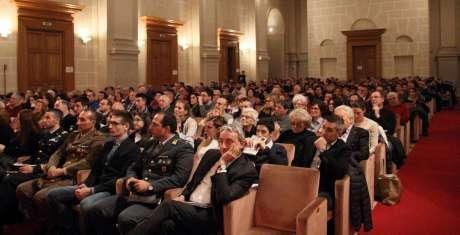 Cerimonia Benemerenze Brescia - 23 marzo 2018 Auditorium San Barnaba