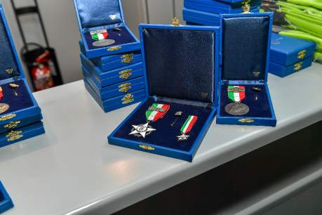 Cerimonia benemerenze Monza e Brianza
