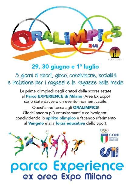 Conferenza Stampa di presentazione di Oralimpics – Olimpiadi degli Oratori al Parco EXPERIENCE di Milano (5)