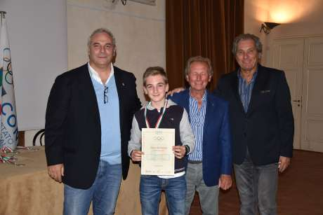 CONI Point Pavia: Festa dell'Atleta 2017