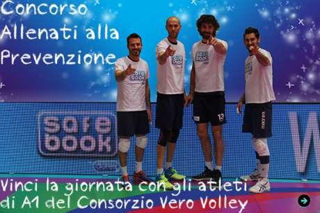 Consorzio Vero Volley - Allenati alla prevenzione