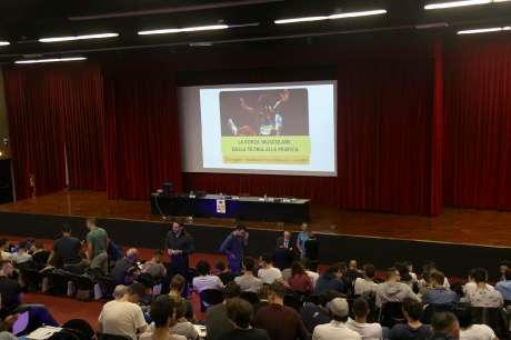 Convegno Università Statale di Milano, a cura del Prof. Giampietro Alberti: La Forza Muscolare dalla Teoria alla Pratica