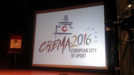 Crema 2016 - Città Europea dello Sport - Cerimonia di Apertura al Teatro San Domenico