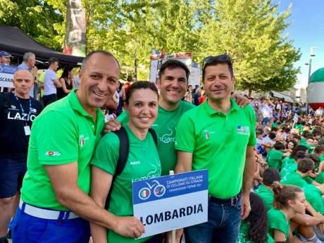 F.C.I. Lombardia: Tante medaglie per gli atleti lombardi ai Campionati Giovanili su strada e di BMX
