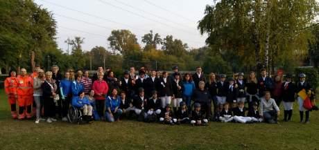 Fisdir Lombardia - Memorial Soprani di equitazione a Cislago (VA)