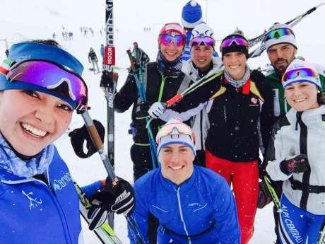 F.I.S.I. - Comitato Regionale Alpi Centrali - Raduno squadra Regionale Prove Nordiche