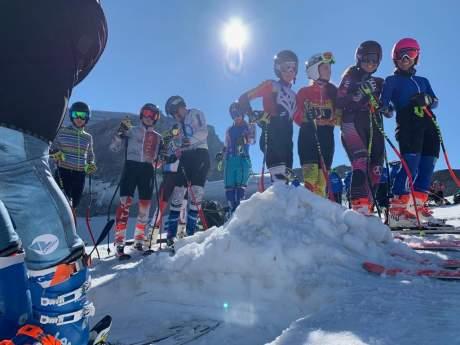 FISI Alpi Centrali:  Concluso il primo collettivo della stagione al Passo dello Stelvio (23)