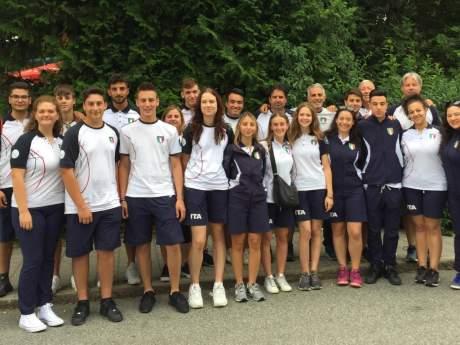 Fitav Lombardia -World Junior Cup (Suhl) - 2 ori+2 argenti e un record del mondo per il bresciano Lorenzo Ferrari