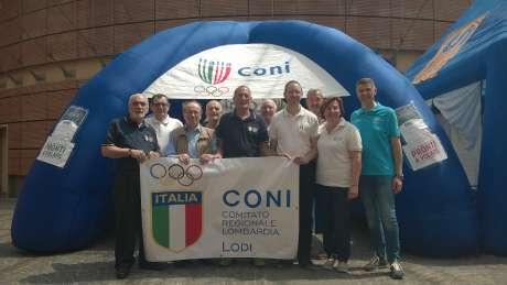 Giornata Nazionale dello Sport in Lombardia