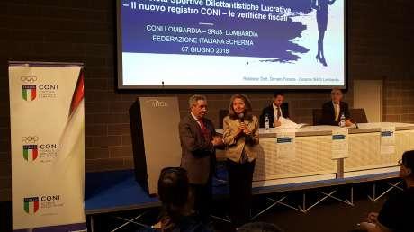 Il CONI Lombardia e la propria S.R.d.S., con la F.I.S. ha proposto a Milano, un convegno su aspetti relativi la Legge di Bilancio 2018, la Riforma del terzo settore ed il Nuovo Registro delle Società Sportive