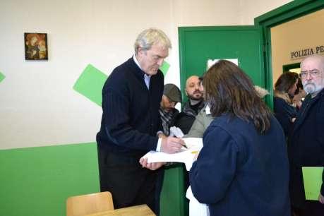 Il grande campione di basket Dino Meneghin ha tenuto una lezione di formazione al carcere minorile del Beccaria