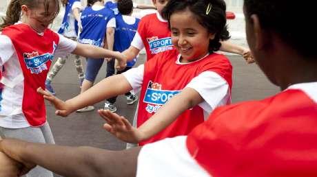 Kinder+Sport e CONI a Expò 2015