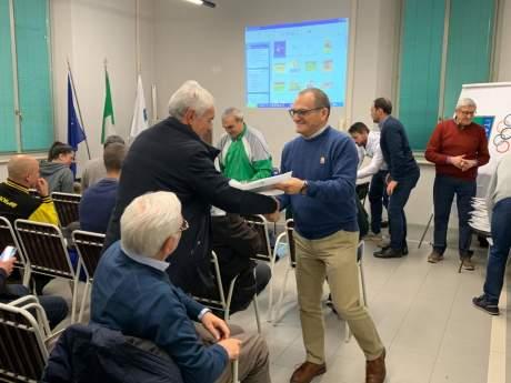 Le varie consegne delle Targhe dei Centri CONI alle Società Sportive della Lombardia (32)