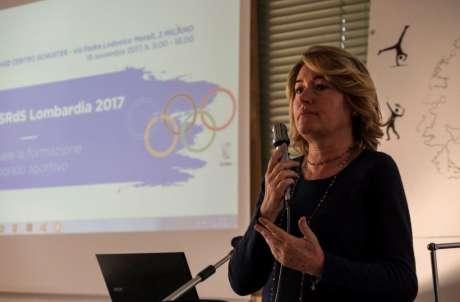 Meeting della Scuola Regionale dello Sport della Lombardia, presso il Centro Schuster di Milano