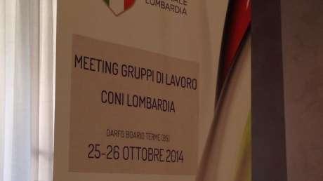 Meeting Gruppi di Lavoro - Darfo Boario Terme 25/26 ottobre 2014 -