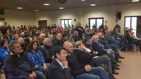 Premiazioni Fidal Lombardia a Como e a Lecco