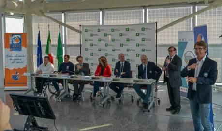 Presentazione delle Olimpiadi invernali dei sordi a Palazzo lombardia (14)