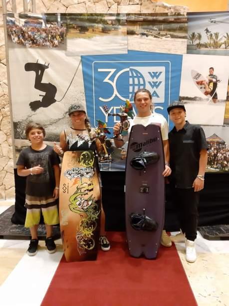 Sci nautico-Wakeboard-I lecchesi Colombo e Vercesi sul podio dei Campionati Mondiali WWA (27)