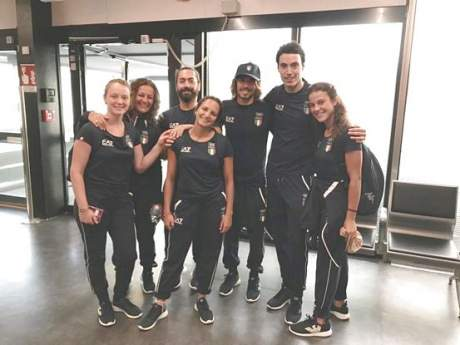 Sci Nautico e  Wakeboard : Medaglie da atleti lombardia ai Mediterranean Beach Games di Patrasso (24)