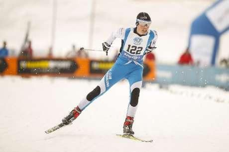 Sci Nordico: Il giovane lecchese Aksel Artusi Campione Italiano categoria Ragazzi