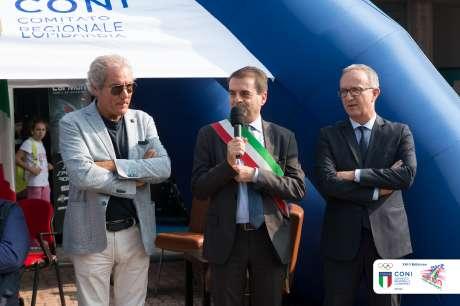 Sport Exhibition a Pavia 2016