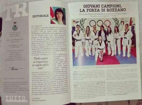 Taekwondo - Giovani Campioni.... la forza di Rozzano a Milano