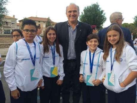 Trofeo CONI Kinder+Sport: La Lombardia vince il quarto Trofeo