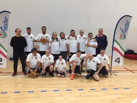 Varese: Campionato italiano di basket per atleti con disabilità intellettivo relazionali