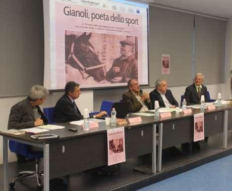 Via Piranesi - Gianoli, poeta dello Sport– A 70 anni dal suo ingresso in Gazzetta un ricordo dello scrittore e giornalista della rosea