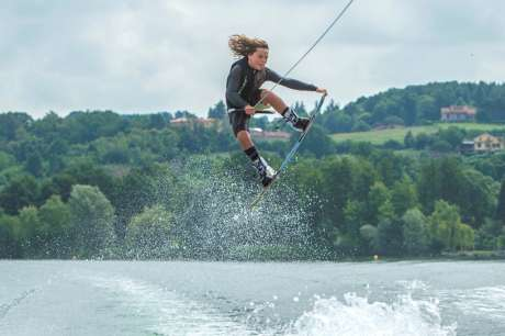 WAKEBOARD: 5 RIDER ITALIANI IN GARA AI  NAUTIQUE WAKE OPEN DI ORLANDO (FLORIDA)